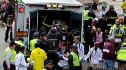 Attentats de Boston: 264 blessés, selon un bilan revu à la