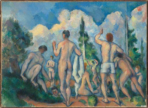 Le musée d'Orsay de Paris célèbre le nu masculin