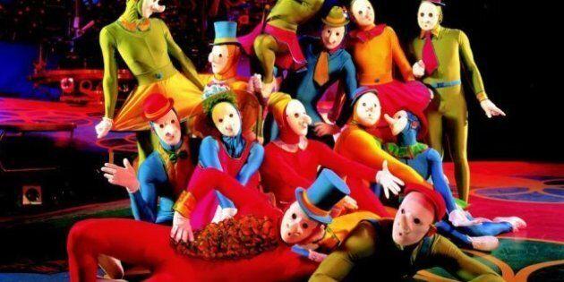 Le Cirque du Soleil signera la cérémonie d'ouverture des Jeux panaméricains de