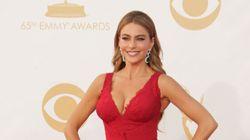 Emmy Awards 2013: les sous-vêtements de Sofia Vergara font