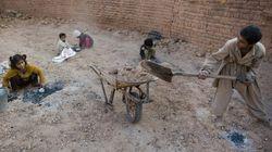 Le travail des enfants ne chute pas assez