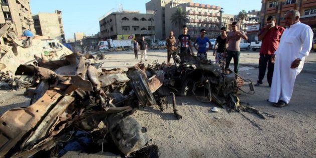 Au moins 56 morts dans deux explosions à