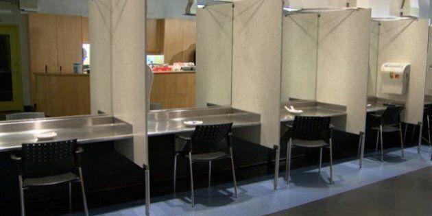 Vancouver: le centre d'injection supervisée Insite célèbre ses dix