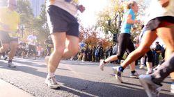 Les rues fermées pour le marathon de