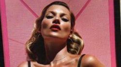 Kate Moss fera la Une de Playboy en très légère