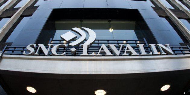 SNC-Lavalin ne pourra pas soumissionner sur des contrats de la Banque