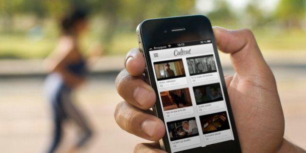 Cultcut, le site de partage de répliques de films cultes, lance son application