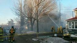Deux enfants perdent la vie dans un incendie à