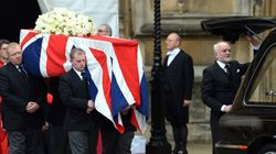 Funérailles controversées pour Margaret