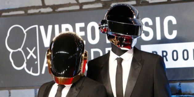 «Random Access Memories» de Daft Punk, meilleure vente de vinyles de tous les temps sur