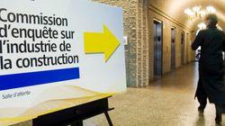Commission Charbonneau: le dernier des témoins en