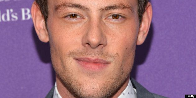 LOS ANGELES, CA - JUNE 08: Actor Cory Monteith arrives at the 12th Annual Chrysalis Butterfly Ball on...