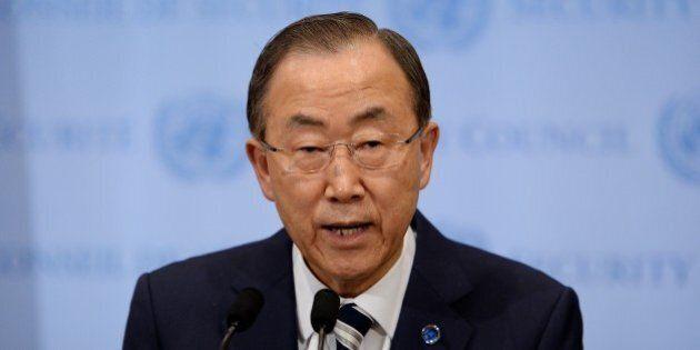Syrie: l'ONU sort un rapport