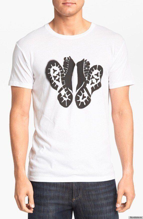 Un t-shirt Marc Jacobs retiré des points de vente pour son imprimé néo-nazi