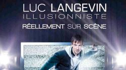 Luc Langevin heureux et fébrile à quelques jours de sa première