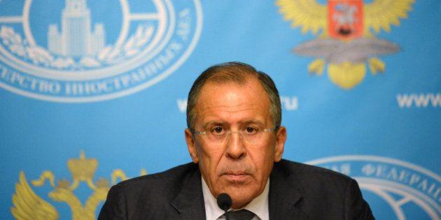 La Russie s'oppose à une résolution menaçant la