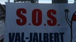 Val-Jalbert : les policiers arrêtent des