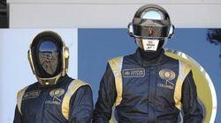 À quoi ressemble Daft Punk sans les masques?