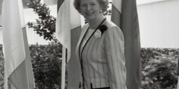 Margaret Thatcher, une femme de fer, un style