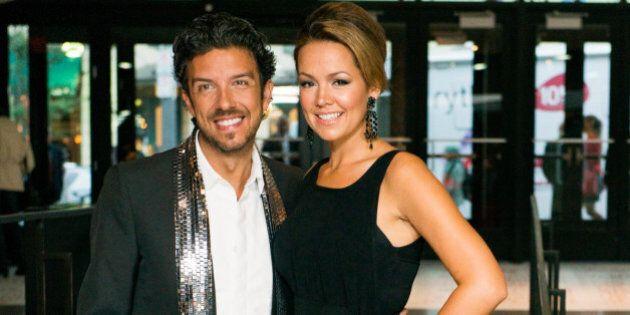 Gala des Prix Gémeaux: Jean Airoldi et Valérie Taillefer ensemble sur le tapis
