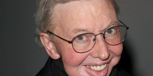 TORONTO, ON - SEPTEMBER 13: Film critic Roger Ebert arrives at the 'Precious: Based on the Novel Push...