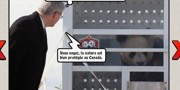 Harper-dit.ca: Faites parler Stephen