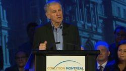 La Coalition Montréal présente son