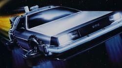 La DeLorean icônique de retour... sur les routes