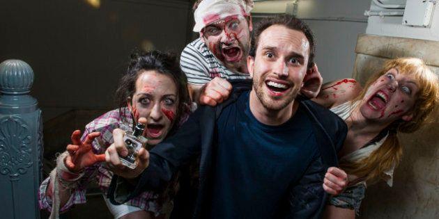 Zombie For Him: une fragrance tellement alléchante que les dames voudront vous croquer