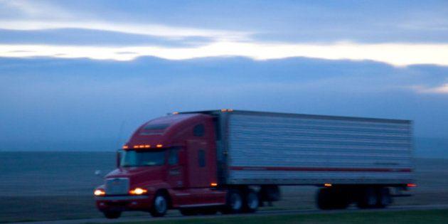 Pénurie de camionneurs: main-d'oeuvre demandée dans