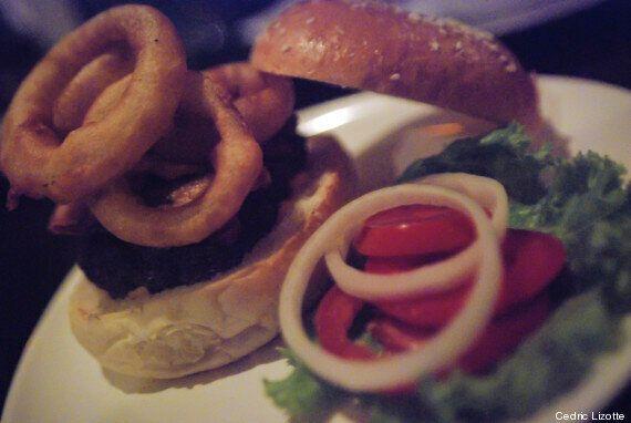 Restaurant Crave : De la poutine sur une île