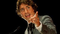 Justin Trudeau devient chef du