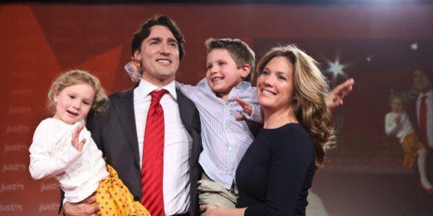 Liberal Leadership Results Announcement. L'annonce des résultats du leadership. Ottawa, On. Apr 14, 2013. (Photo: Adam Scotti)