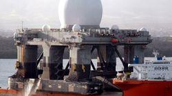 Un contre-torpilleur et un radar américains envoyés près des côtes