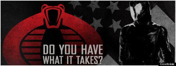 G.I. Joe: la campagne riposte de marketing