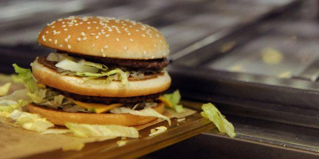 Le fast-food est le nouveau leader de la restauration en