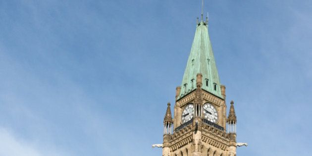 parliament of canada on...