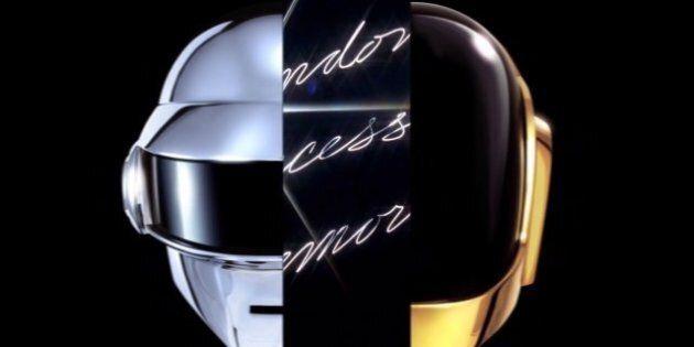 Nouvel album de Daft Punk: le nom, la date de sortie et un nouvel extrait dévoilés