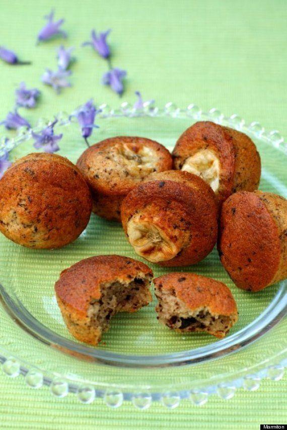 La recette du week-end: tendres muffins