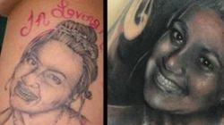 Un artiste transforme un tatouage raté en merveille