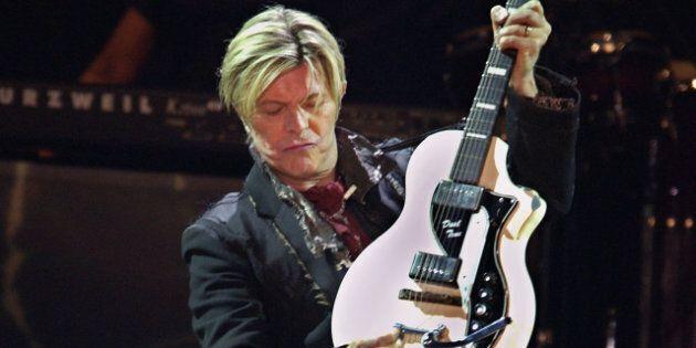 David Bowie annonce la sortie d'un nouveau single