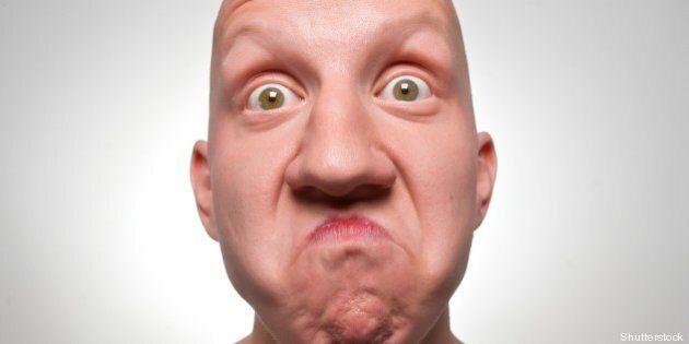 bald actor