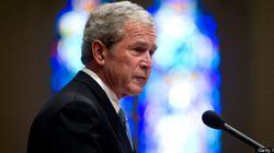 George W. Bush à l'aise avec sa décision d'envahir