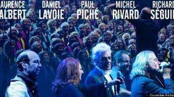 «Quand le Québec chante»: 400 voix, 5 monuments, un album