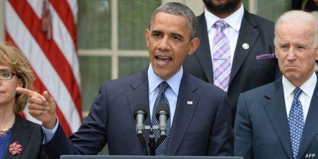 Échec de la réforme des armes: la Maison Blanche promet un deuxième