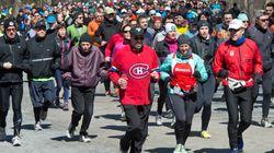 2000 coureurs de Québec rendent hommage aux