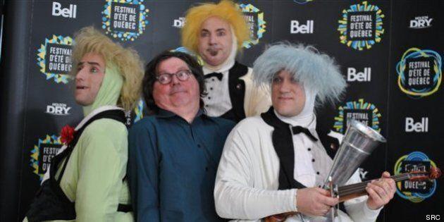 Festival d'été de Québec : Le cirque en vedette aux arts de la