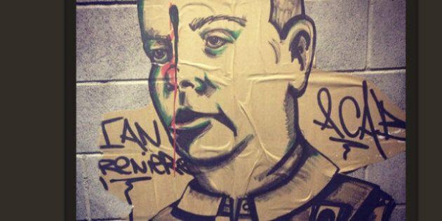 Graffiti antipolice: Jennifer Pawluck reviendra en cour le 24