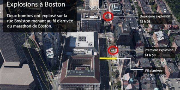 Boston: 3 morts et 176
