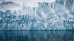 L'Antarctique fond dix fois plus vite que